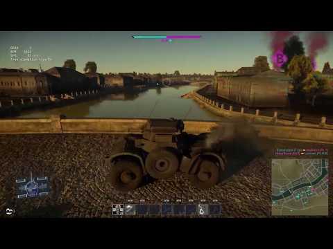 Daimler AC Mk.II | Review | War Thunder PS4