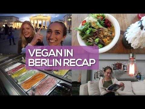 Vegan in Berlin Germany