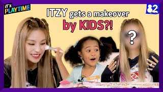 (CC) 👑ITZY Getting a Makeover by KIDS Will SURPRISE You! | IT'z PLAYTIME EP.3
