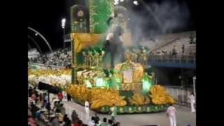 Morro da Casa Verde - Carnaval 2013