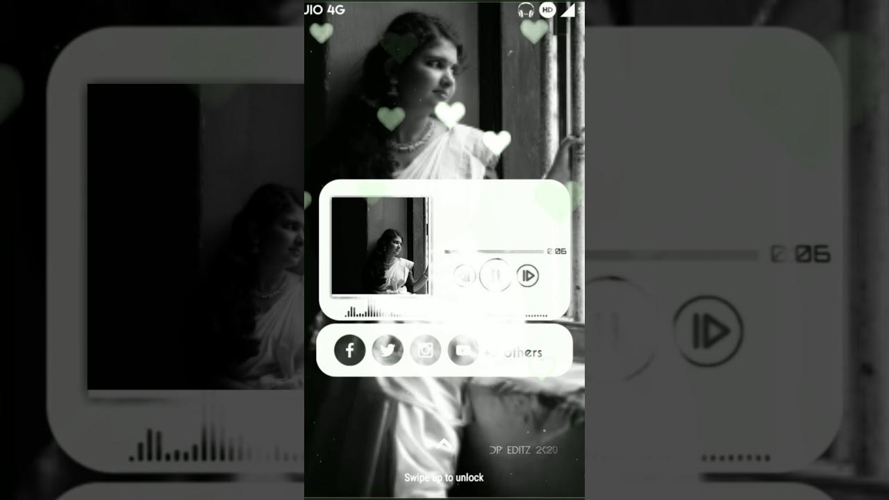 Tamil sad song🖤feelings status|whatsapp status|DP Editz ...