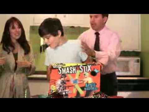 Smash Stix Commercial featuring Seattle Talent actor Max Dobak