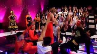 Así baila Luciana Sandoval en Más Que Baile