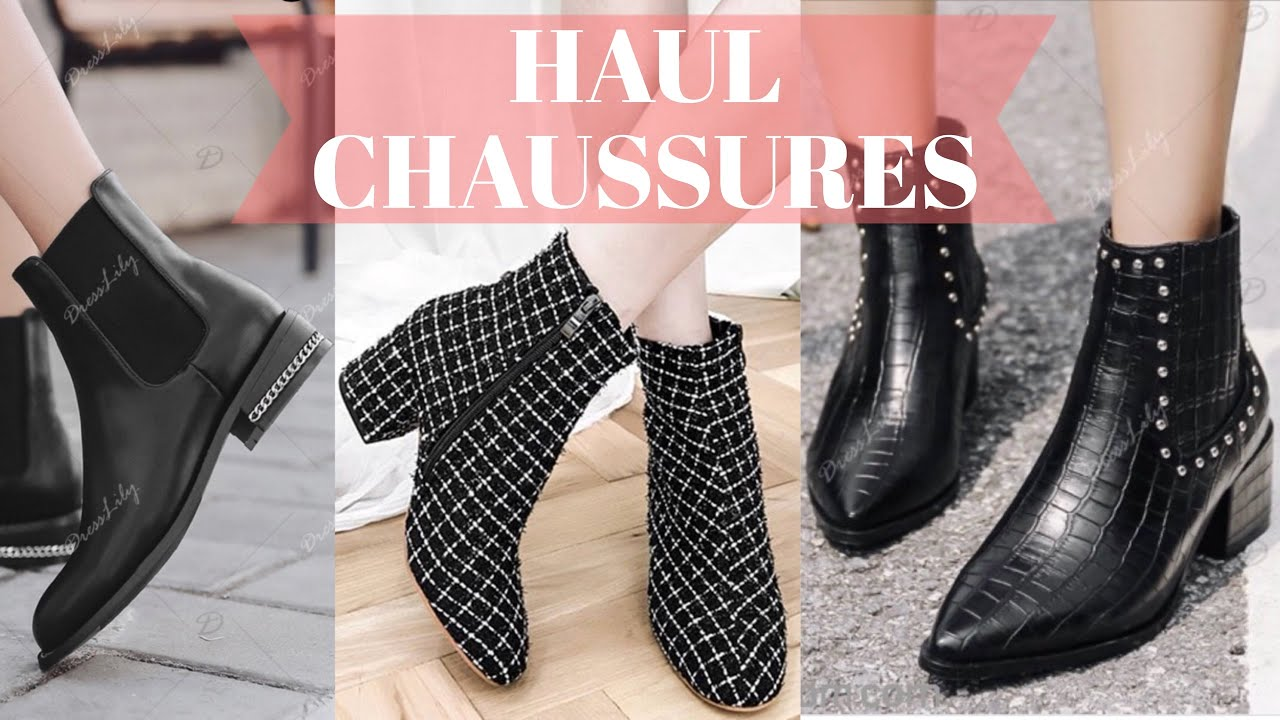 HAUL CHAUSSURES TENDANCE </p>                     </div> 		  <!--bof Product URL --> 										<!--eof Product URL --> 					<!--bof Quantity Discounts table --> 											<!--eof Quantity Discounts table --> 				</div> 				                       			</dd> 						<dt class=