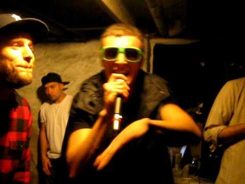 "Chris Webby- ""Ransom"" Live"