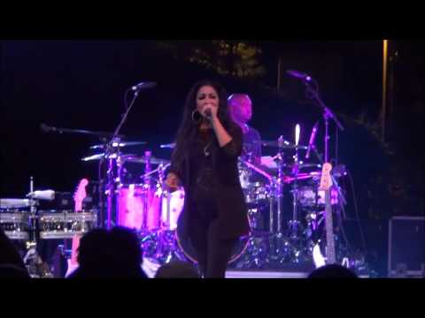 Sheila E performing Hold Me  at Lock 3 Akron, Ohio