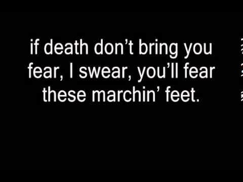 Warrior Song - Lyrics