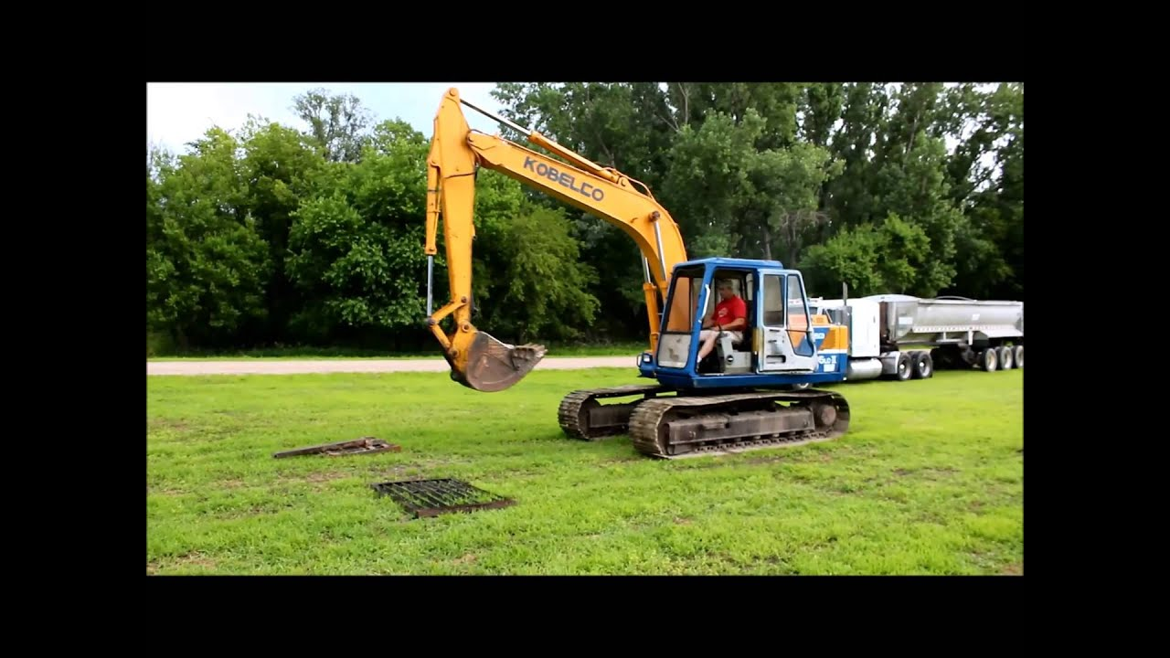 Kobelco K905LC-II excavator for sale | sold at auction July 16, 2015