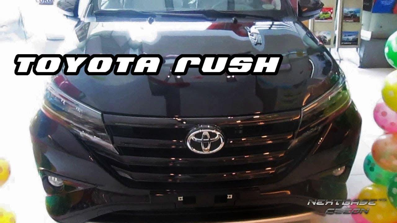 Rush Philippines Specs Toyota