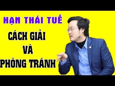 Hạn Thái Tuế Cách Giải Và Phòng Tránh Trong Năm 2020