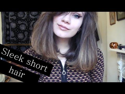 How I style my short hair // Babyliss Big Hair Demo