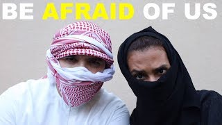 BE AFRAID OF US