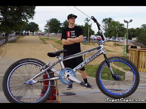 Connor Fields bmx bike