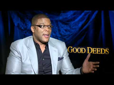 """Tyler Perry Talks About """"Good Deeds,"""" """"Alex Cross,"""" and the New """"Madea"""" Movie"""