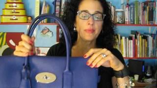 Deciding on a handbag for work