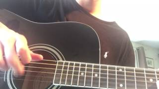 Faded - Alan Walker (tutoriel fingerstyle guitare #1) Tutoriel guitare acoustique #1