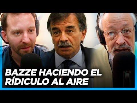 Diputado radical de Cambiemos arrinconado al aire, no le quedó otra más que recurrir a la mentira