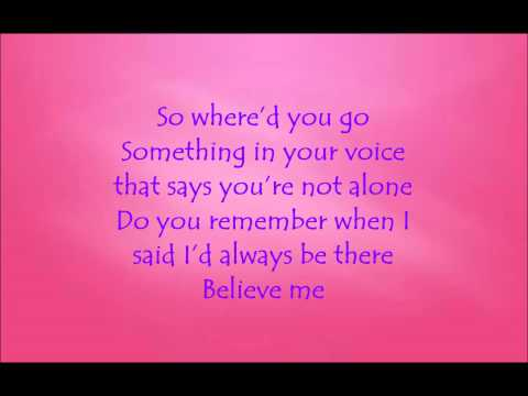 We The Kings - Find You There (LYRICS)