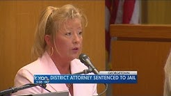 Judge finds Williamson County District Attorney Jana Duty guilty of contempt of court.