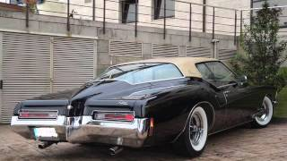 MM CLASICOS BUICK RIVIERA BOATTAIL COUPE HARD TOP 1972