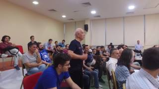 Anadolu Efes - Taraftar Toplantısı