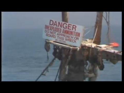 Shipwreck | SS Richard Montgomery | Liberty Ship | World War 2 | Thames News | 1981