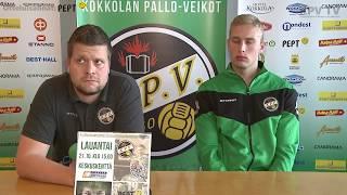 KPV - OPS la 21.10.2017 - Otteluennakko