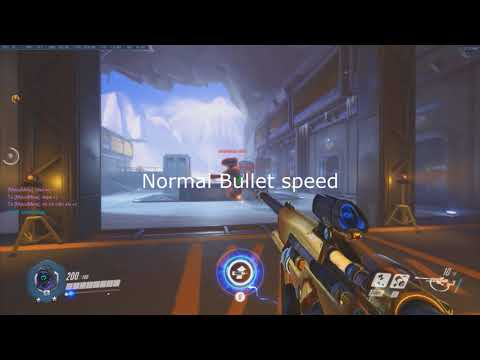 Quick Ana projectile speed guide