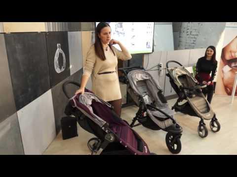 Как выбрать детскую коляску для новорожденного. Полезные советы.