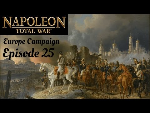 Napoleon Total War - Ep. 25: Europe Campaign