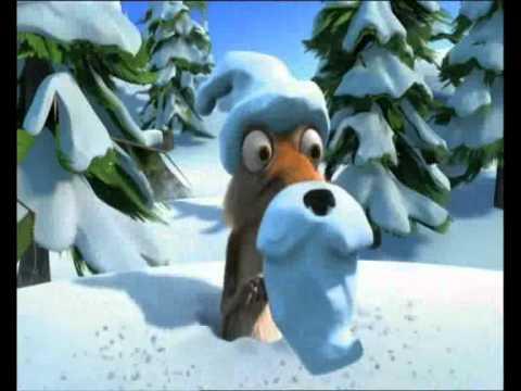 Ледниковый период Гигантское Рождество (трейлер 2011).wmv