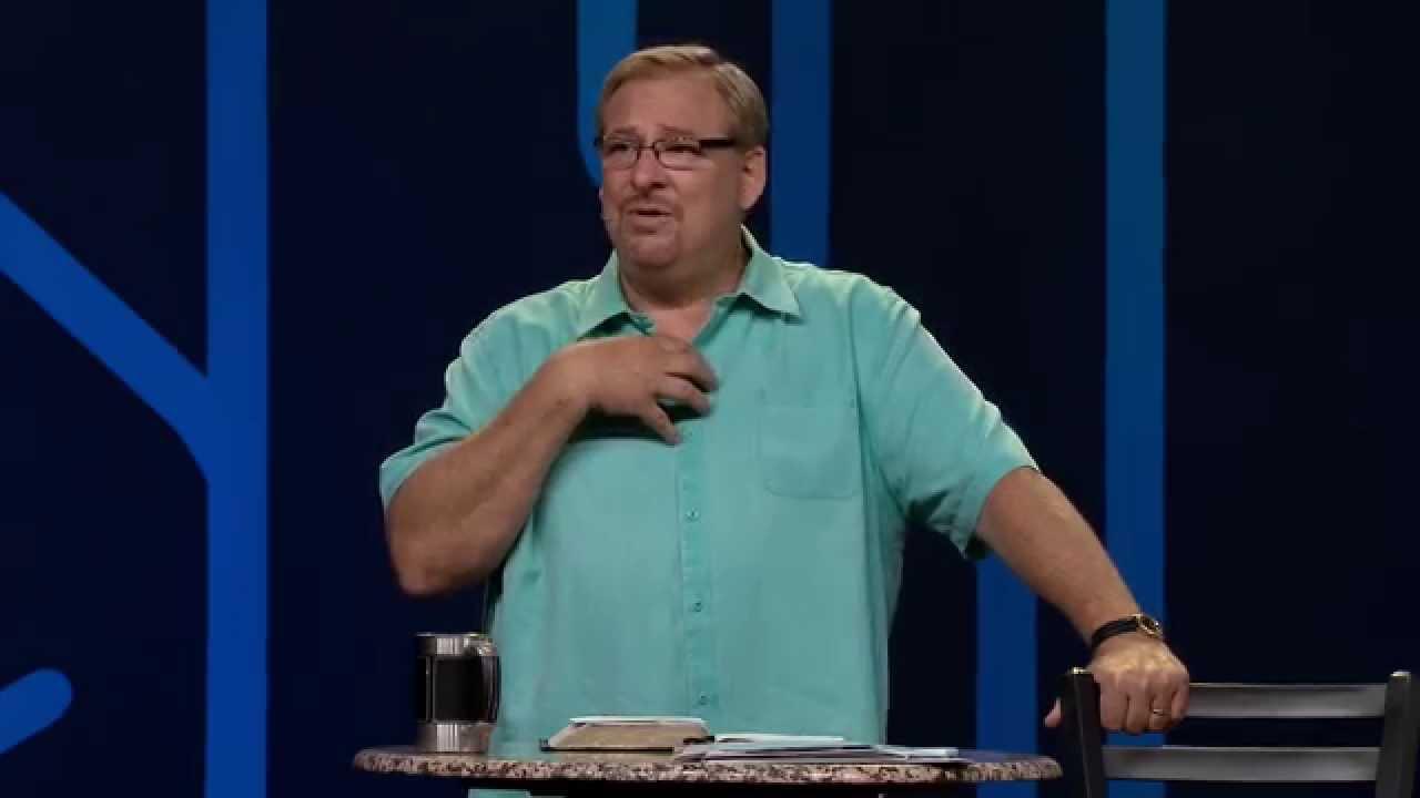 Daring Faith: Daring To Go In Faith with Rick Warren