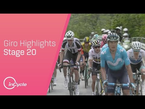 Giro d'Italia 2018 | Stage 20 Highlights | inCycle