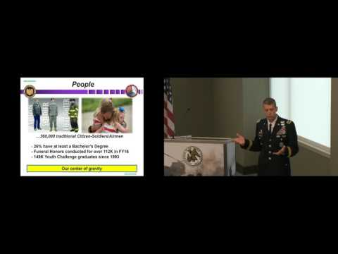 ILW Breakfast - May 18, 2017 - Lt. Gen. Daniel Hokanson, National Guard Bureau