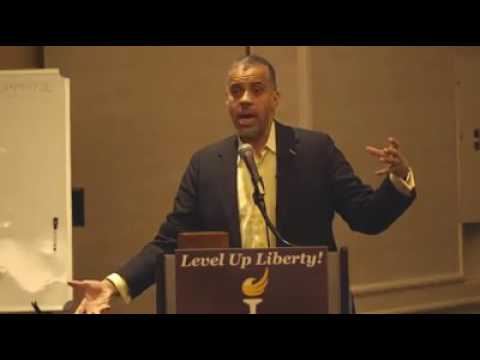 Larry Sharpe, Libertarian Generation