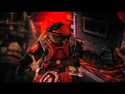 Borderlands 2 Official Reveal Trailer
