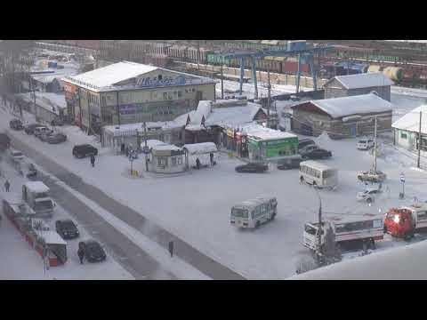 В связи с морозами междугородние рейсы автобусов приостановлены.