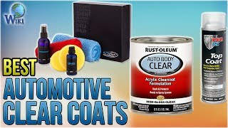 10 Best Automotive Clear Coats 2018