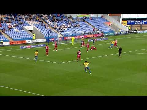 Shrewsbury Gillingham Goals And Highlights