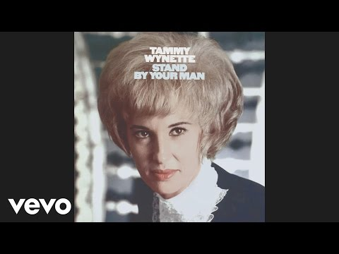Tammy Wynette - Stand By Your Man (Audio)