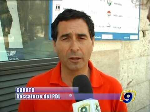 CORATO. Francesco Caputo eletto consigliere provin...
