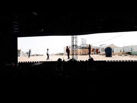 """Miss Syria/Sarajevo"" U2 Joshua Tree World Tour Opener Vancouver BC Place May 12 2017"