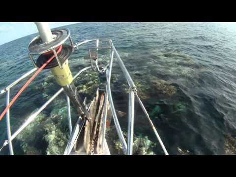 Ship Wreck Long Island Bahamas , Treasure Hunters, Scuba Diving