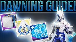 Video Destiny 2 The Dawning Guide! How to Get 330 Loot, Quests, Amazing New Armor, Gifts, And More! download MP3, 3GP, MP4, WEBM, AVI, FLV Januari 2018