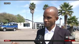 Human Rights Commission takes on Springbok lock via Newzroom Africa Newzfeed