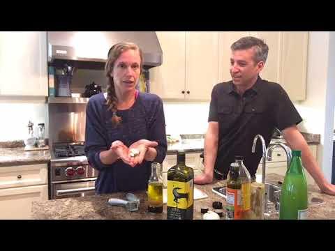 3 minute anti-inflammatory Salad Dressing
