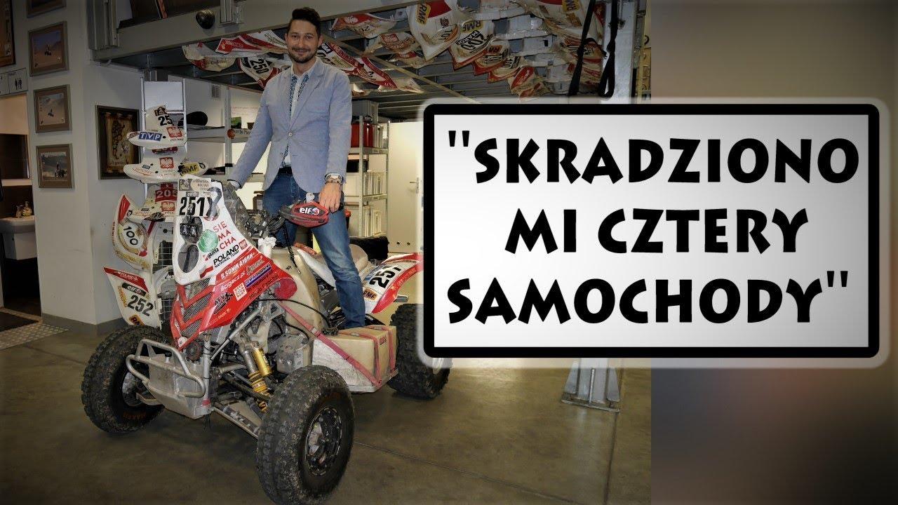 """Rafał Sonik: """"Skradziono mi cztery samochody""""- odcinek #133 – [Duży w Maluchu]"""