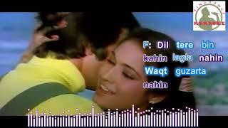 Kya yahi pyaar hai Hindi karaoke for Male singers with lyrics