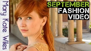 September Fashion Video Thumbnail