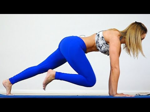 Tone Abs + Butt Lift Home Workout!